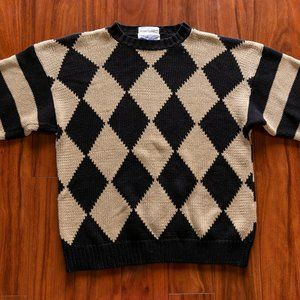 Vintage 90s Perry Ellis America Sweater